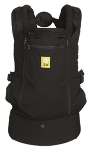 CARRYON All Seasons Bæresele, Black