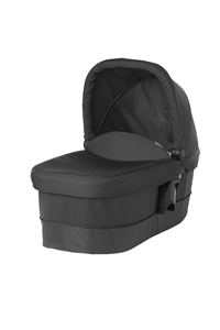 Evo Carry Cot, Black Grey