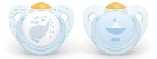 Pacifier Trendline Latex Baby Blue