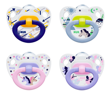 Soother Si Happy Days 2/Box Kille/Tjej  6-18m