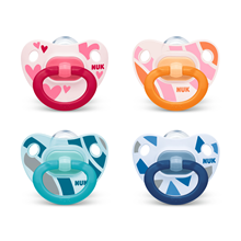 Pacifier Si 2,1 Ine S3 H-Days 2/Box
