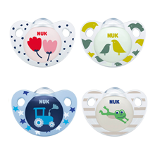 Pacifier Trendline Adore Silicon S1 Mixed Colours