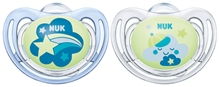 Pacifier Freestyle Night & Day Silicon