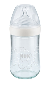 Nature Sense Glas Bottle 240 ml  White