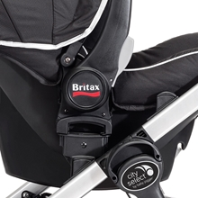 Bilstolsadapter (Britax) City Select/ Premier/ Versa