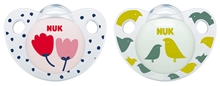 Pacifier Si 2,1 DE S2 Trendl Girl 2/Box