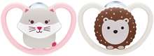 Pacifier Space Si 2,1 DE S1 Girl 2/Box