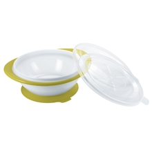 Easy Learning Eating Bowl Green