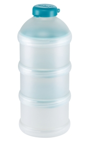 Milk Powder Dispenser Turquoise
