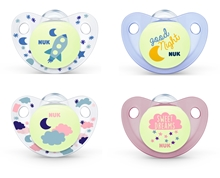Pacifier Trendline Si Night & Day Mixed Colours