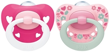 Pacifier Signature Si S2, rose/pink
