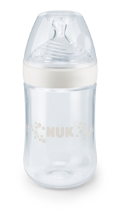Nature Sense PP Bottle 260ml Si 2M  White